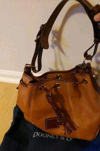 Dooney &Bourke  brown purse Germantown, 20876
