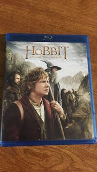 The Hobbit Blu Ray Lewes, 19958