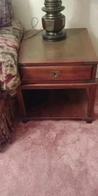 2 side tables with draw Washington, 20010