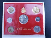 1993 Official Vatican Mint Pope John Paul II Set  Calgary, T2R 0S8