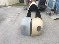 I am selling two finders and hood for a wiles Port Richey, 34668