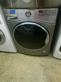 Whirlpool stainless steel washer  Baltimore, 21223