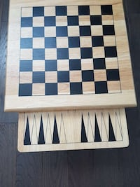 brown wooden chessboard Richmond Hill, L4C 8J1