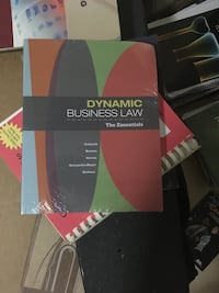 Dynamic Business Law:The Essentials