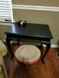 black wooden table with chair Murfreesboro, 37128
