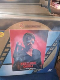 Cobra laser disc Massarosa, 55054