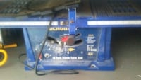 Bench Top Table Saw - New Blade  York, 17406