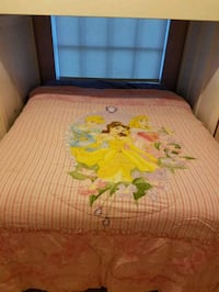 2 DISNEY COMFORTER SETS W SHEETS  PRICE IS FOR EAC