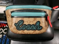 Coach belt bag. Edmonton, T5B 0S1