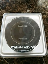 Samsung wireless fast charger station