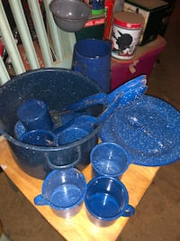 Camping dishes  Keedysville, 21756