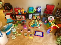 toddler's assorted toys Tempe, 85281