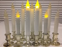 11 Battery Operated Candles  Rockville, 20850