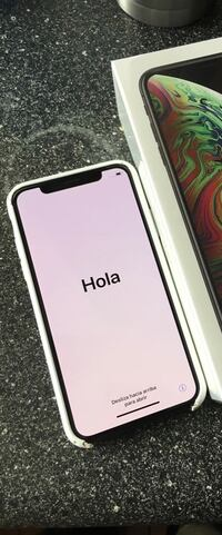 iPhone X 256 GB Wilder, 41076