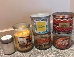 Used candles