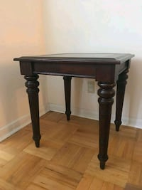 Bombay Side Tables in Excellent Condition Toronto, M4V