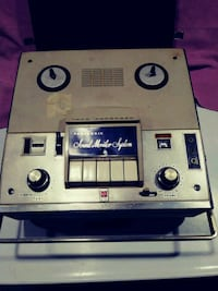 Sonic portable reel-to-reel player recorder Taylor, 48180