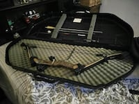 Browning compound w/hard case