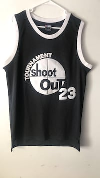 """Above The Rim""Shoot Out Jersey M Columbus, 43203"