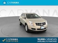 2012 Caddy *Cadillac* *SRX* Sport Utility 4D suv BEIGE Fort Myers