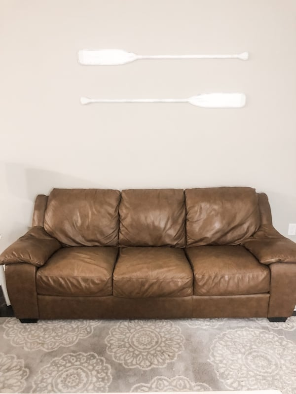 Sold Italsofa Couch And Loveseat In