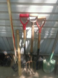Various tools we are selling at yard sale Grand Junction, 81506