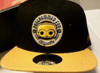 C3PO Exclusive Funko STAR WARS Snap Back Hat Rare Limited Smugglers Bounty POP! Massachusetts