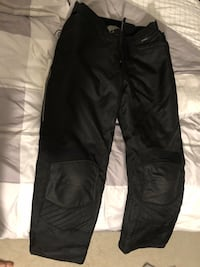 Motorcycle Pants (Rev It) with pads XXL