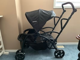 BABY JOY Stand and Ride Double Stroller