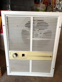 220 volt thermostatic controlled electric heater West Deptford, 08096