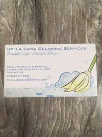 Bella Casa Cleaning Services