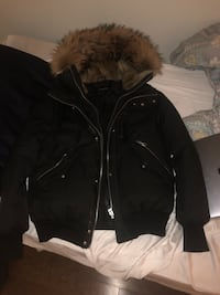 Mackage Dixon black jacket Toronto