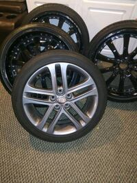 2 Tires & Rims Kia Optima Silver Spring, 20904