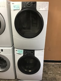 Kenmore White Washer & Dryer Set Los Angeles, 91601