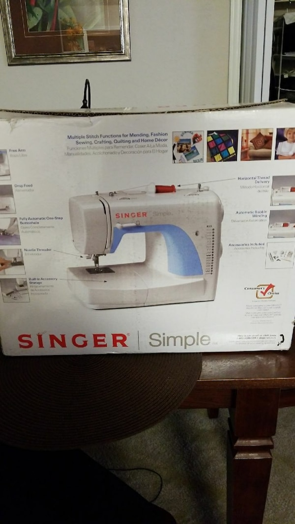 Used Stinger Simple Model 40 Sewing Machine For Sale In Palm Best Singer Sewing Machine Model 3116
