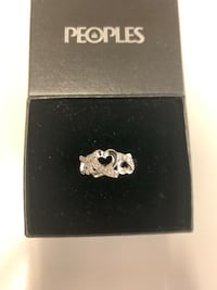 3 Heart Peoples Ring- brand new Toronto, M1M 3V1