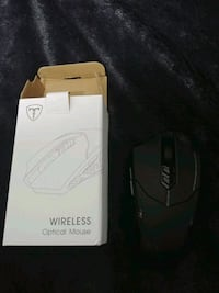 Witless LED Mouse