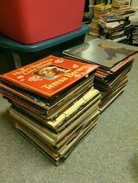 Large Collection of Vinyl Records Nottingham, 21236