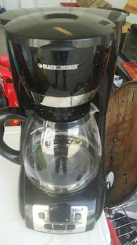 black black&decker coffee maker Camp Lejeune, 28547