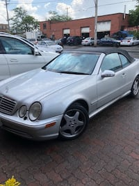 Mercedes - CLK - 2001 never winter driven one owner all original 150k Montréal