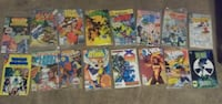 assorted Marvel comic book collection Lycoming County