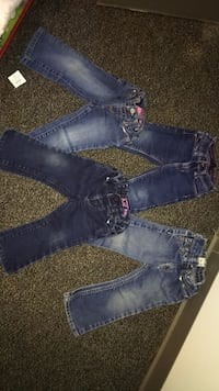 18-24m girls jeans lot of 4 Athens, 30601