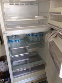 White top-mount refrigerator East Amherst, 14051