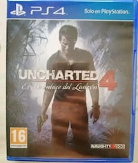 Uncharted 4 Ps4 Madrid, 28031