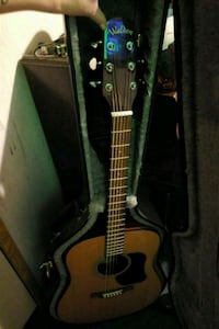 Walden guitar and hard case pick up asap. Obo Clairmont, T8W 5K5