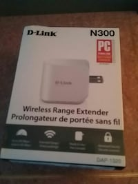 Wireless Range Extender (DAP-1320) Kitchener, N2C 1B4