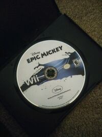Epic Mickey Wii game  North Las Vegas