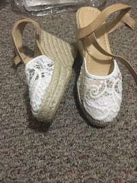 Summer wedge heels !! Brand New! Toronto, M1B 5V1