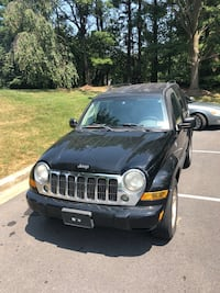 Jeep - Liberty - 2005 Silver Spring