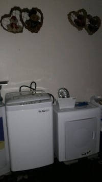 Washer and dryer Everett, 98204